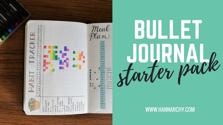 Bullet Journal Starter Pack