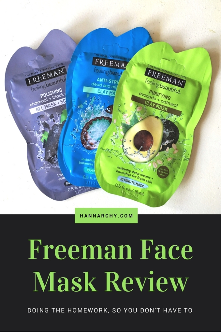 Freeman Mask Review