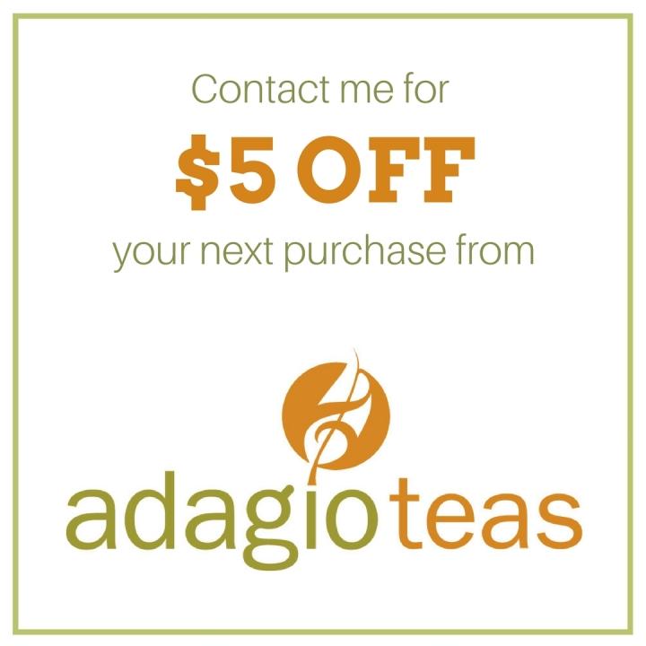 Adagio Tea Promo