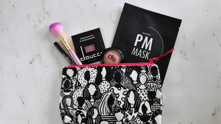 What's In My Ipsy Glam Bag? (March)