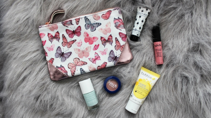What's in my Ipsy Glam Bag? (April)
