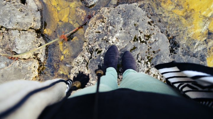 What I Wore: A Walk in theWoods
