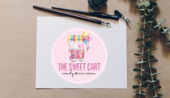 The Sweet Cart Mockup