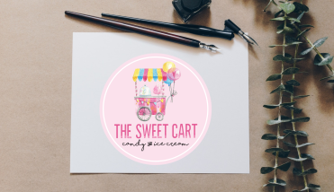 The Sweet Cart Mockup