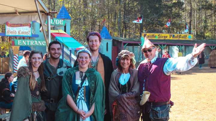 The Life of the Ren Faire