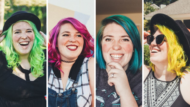 Changing the Hair Game: The Best Products for ColorfulHair